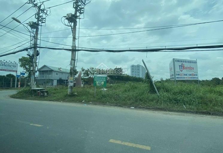 Bán đất MT Nguyễn Duy Trinh, Phú Hữu, Q9, DT: 50x120m (DTCN = 6.000m2 thổ cư 4,600m2)