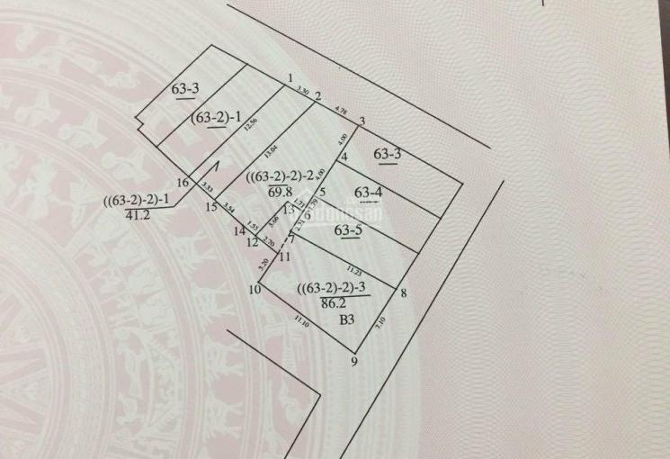 69,8m2 đất cực đẹp tại tổ 18 Thượng Thanh ngõ 3,8m ôtô vào đất giá chỉ 40tr/1m(2,8 tỷ) 0973046246