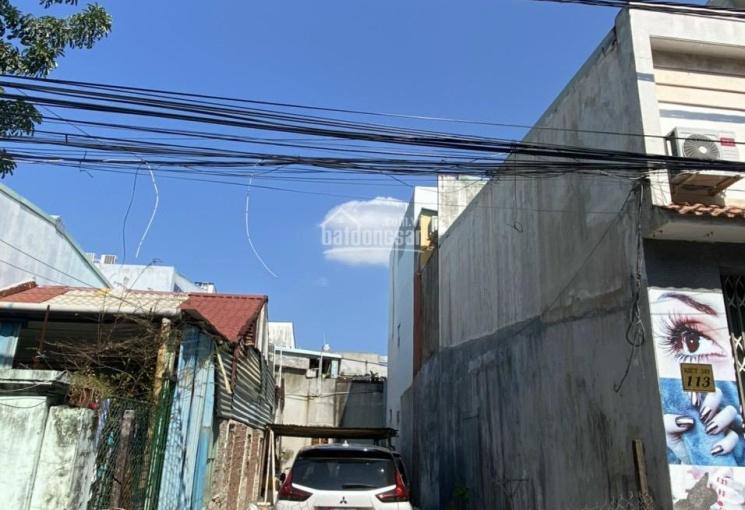 Bán đất K249/111 Hà Huy Tập, đường 7m. DT: 102m2