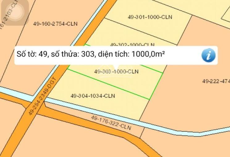 Chính chủ gửi bán gấp lô đất vườn xã Vĩnh Thành, đường xe hơi vào đất