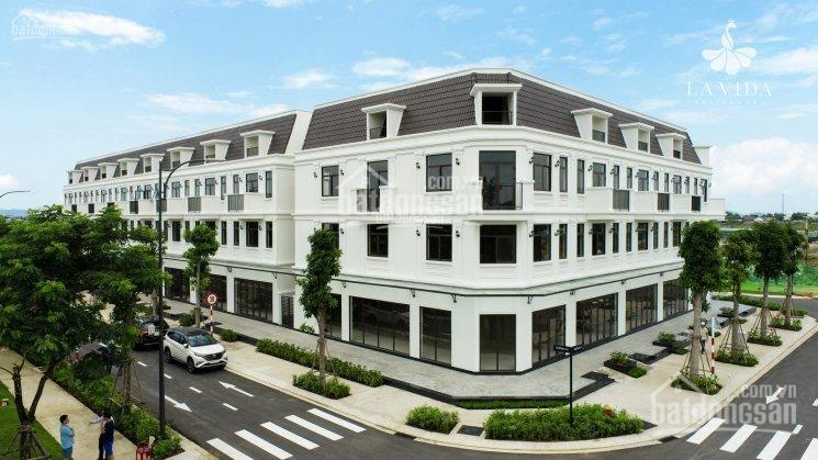 Biệt thự nhà phố cao cấp La Vida Residences ngay TP Vũng Tàu - giá chỉ 5 tỷ - DT 75m2 LH ngay