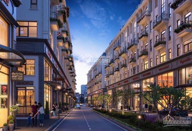 Chính chủ bán nhà mặt phố lớn Vạn Phúc, Hà Đông, 150m2, mặt tiền 10m, sổ đỏ. Cơ hội đầu tư lâu dài