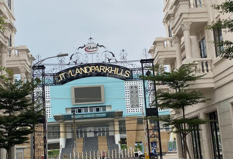 Bán nhà phố thương mại khu đối diện chung cư Park Hills Phường 10, Gò Vấp