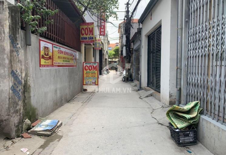 Cần bán 57m2 mặt tiền 6m đường thông kinh doanh được Cửu Việt 2, Trâu Quỳ, Gia Lâm