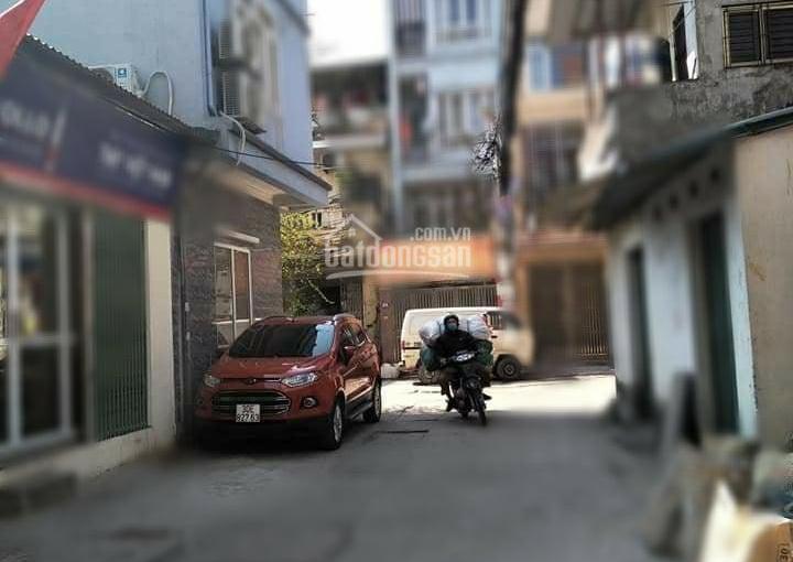 Bán nhà Giải Phóng, quận Hoàng Mai phân lô, ô tô đỗ ngày đêm. DT 56/64m2 mặt tiền 4.1m giá 5 tỷ