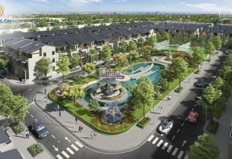 Dự án đất nền, nhà phố, shophouse, biệt thự liền kề Phú Mỹ Hưng - DA The Sol City: 0932026630 Giang