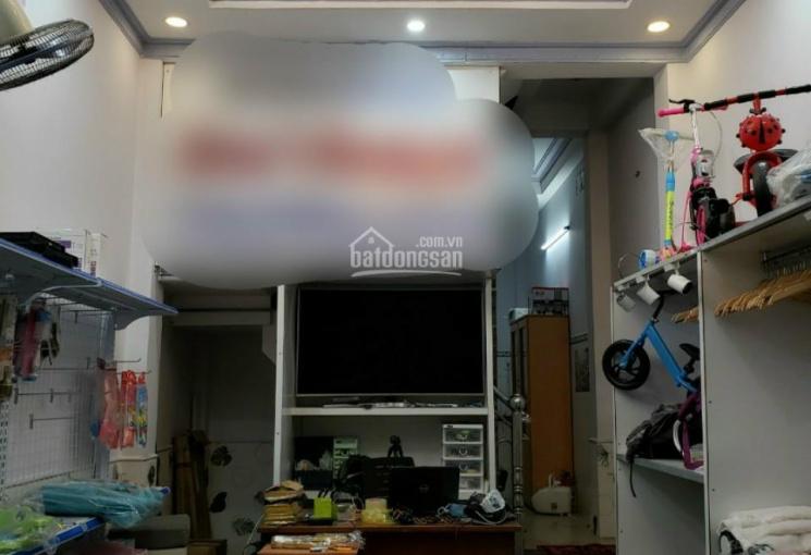 Nhà cần bán hẻm Đông Hưng Thuận 31, Phường THT, Quận 12 DT: 3.5 X 13m đúc 2 tấm, giá 3,8 tỷ