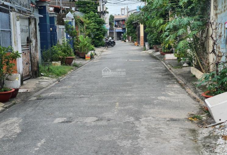 Bân Nhà Đường Bùi Quang là f12 Quận Gò vấp  DT : 4x18 đúc 1 tấm . Hẻm Thông 6m  Giá : 4ty9 Còn TL