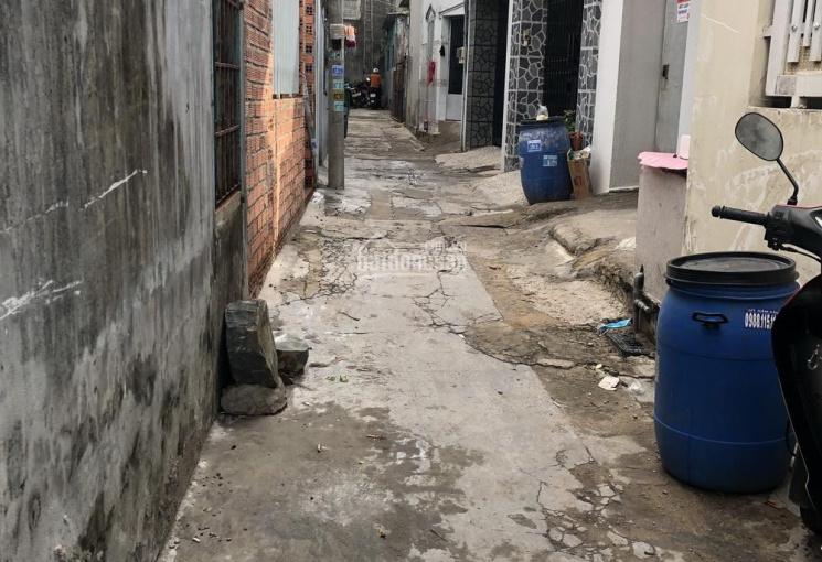 Bán đất có sẵn 5 phòng trọ hẻm đường số 6, Linh Xuân, Thủ Đức