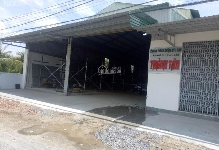 Bán kho xưởng kiên cố mặt tiền đường Thái Thông, Vĩnh Thái mặt tiền 40m cực đẹp giá chỉ 10tr/m2