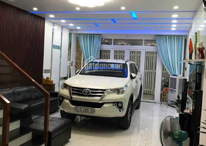 Cho thuê nhà hẻm xe hơi 489/6A Huỳnh Văn Bánh - Thông bờ kè Trường Sa