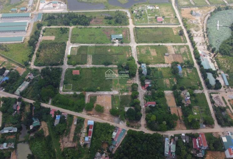 Bán lô đất 100m2 view công viên cực đẹp ngay gần khu Công nghệ cao Hòa Lạc, đường 8m, giá siêu mềm