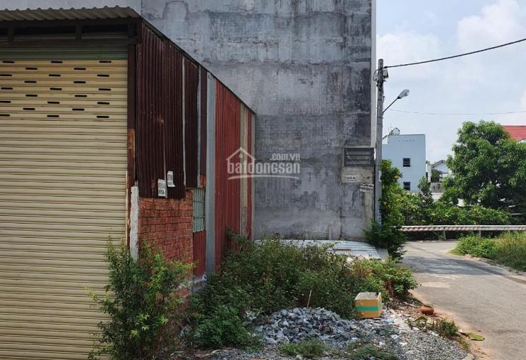 Đất góc 2 mặt hẻm xây dựng full sau lưng chợ Tam Hà dự án Phú Đông đường 8 Linh Đông giá 3.85 tỷ tl