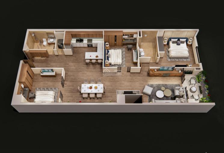 Bán căn hộ Discovery 67 Trần Phú sát quảng trường Ba Đình giá rẻ chiết khấu cao, 30% nhận nhà