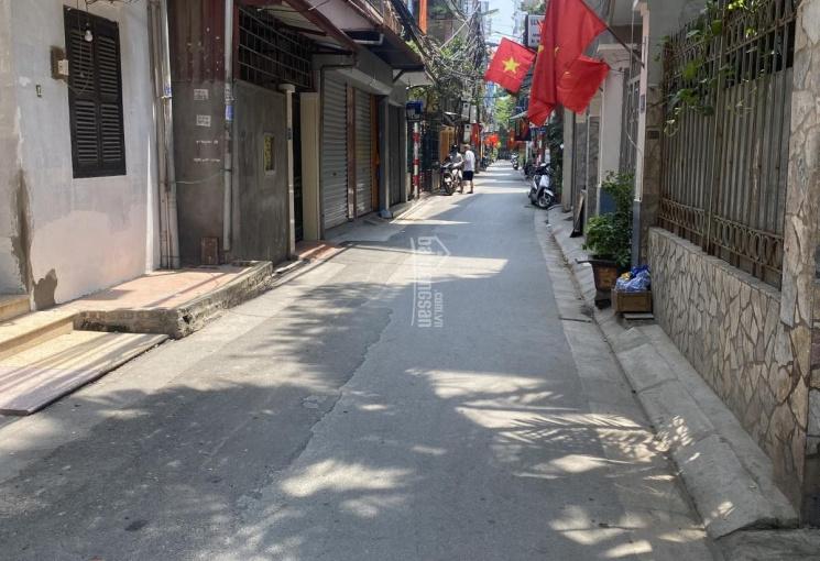 Bán nhà 3 tầng lô góc ngõ 31 Xuân Diệu Quảng An Tây Hồ Hà Nội, DT 59m2, mặt tiền 7m, giá 7 tỷ