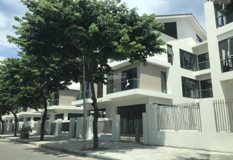 Hot! Bán căn biệt thự A1 Đông Nam đường đôi 28m cổng chính An Vượng Villas DT 180m2 kinh doanh tốt