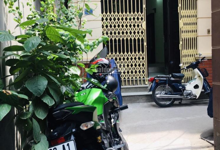 Bán nhà riêng ngõ 58 Đào Tấn, trung tâm quận Ba Đình Hà Nội