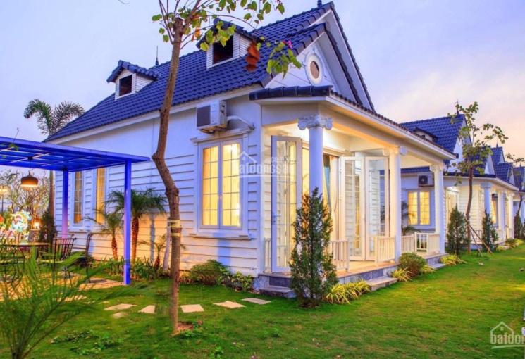 Biệt thự nghỉ dưỡng khoáng nóng Vườn Vua Resort and Villas ck ~15%, ls 0% 12 tháng LH 0326018438