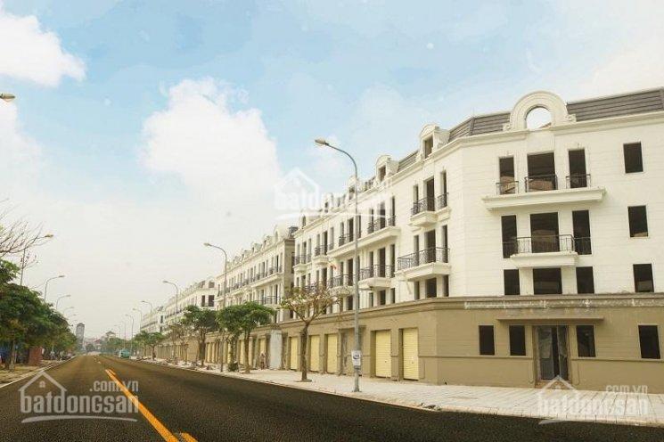 Bán 2 lô shophouse Hải Phát cạnh nhau, khu 31ha Trâu Quỳ, mặt đường rộng 10m, gần chung cư, KD tốt
