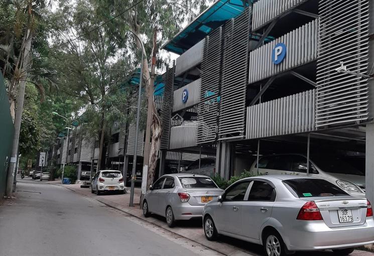 Nhà phân lô Ngọc Khánh, Ba Đình. Xây biệt thự hay toà văn phòng đều đắc địa