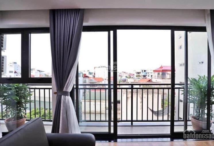 Bán toà nhà gồm 12 căn hộ DV cao cấp tại phố Trịnh Công Sơn - dòng tiền 160tr/th