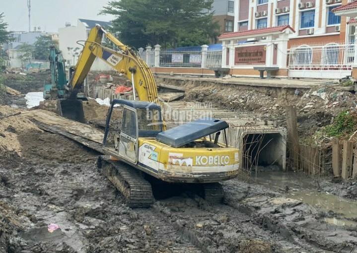 Bán đất góc 2 MT Khu SaigonCo.Op Lê Đức Thọ, DT: 8 x 15m, giá: 8.5 tỷ
