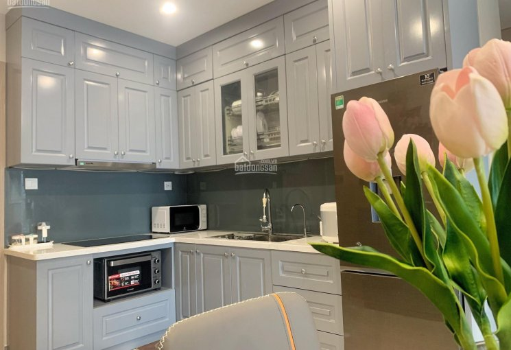 Cho thuê gấp căn hộ 3 Ngủ, ban công đông nam tại Vinhomes Smart City, giá 7tr/th