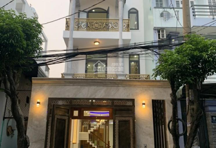 Bán nhà hẻm 12m đường Lê Đức Thọ, 3 lầu DT: 4 x 20m, giá 7.9 tỷ