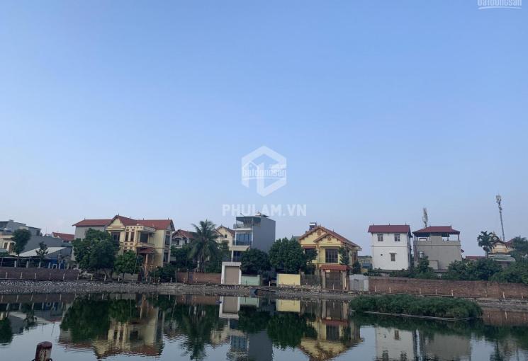 Bán gấp nhà 3,5 tầng diện tích 50m2 mặt hồ Đầm Tranh, Tổ 8 Cự Khối, Long Biên