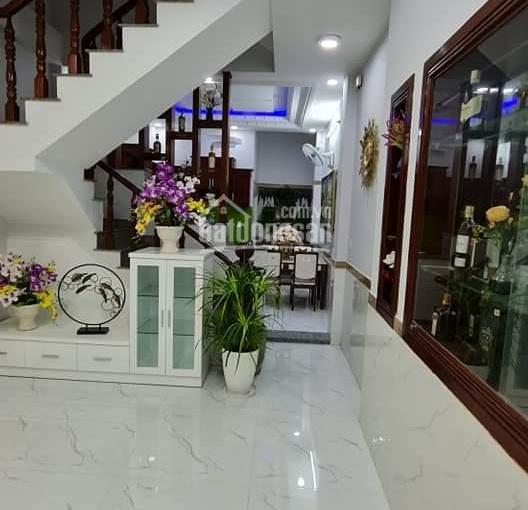 Nhà cần bán Phạm Văn Chiêu, Phường 14, Gò Vấp DT: 3.8 X 14m đúc 2 tấm, giá bán: 5 tỷ 130tr