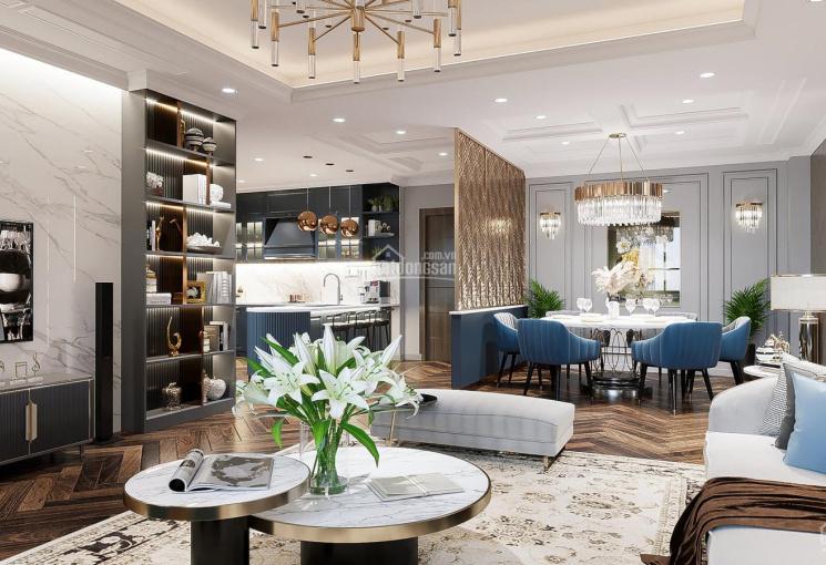 Bán căn hộ chung cư cao cấp 4 phòng ngủ, cực rộng 203m2, trung tâm quận Thanh Xuân, tặng 3 cây vàng