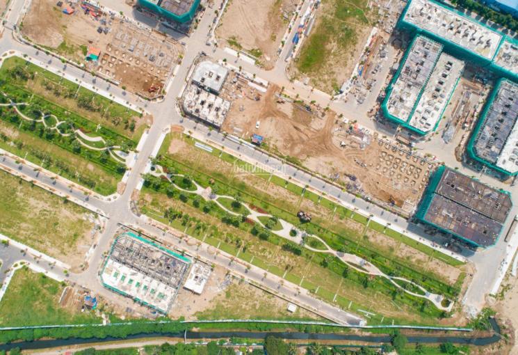 Biệt thự song lập ngay phố Tân Mai cạnh công viên cây xanh, giá từ 130 triệu/m2