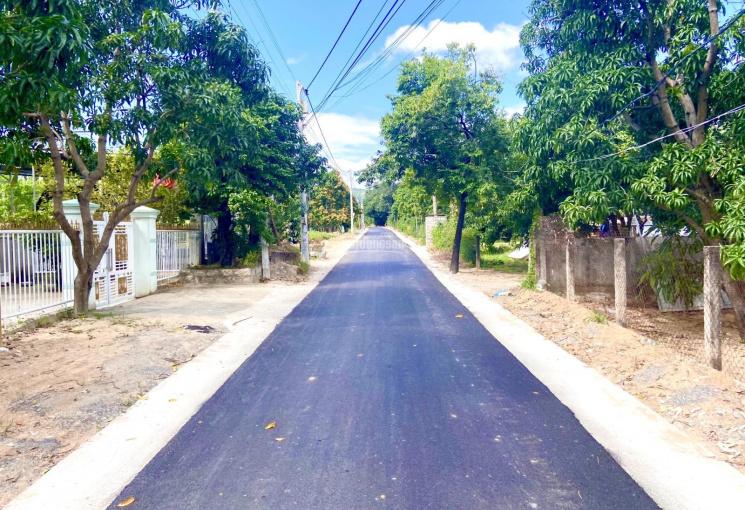 Bán đất 2 mặt tiền đường nhựa Đồng Bà Thìn - Suối Cát vuông vức đẹp như mơ, LH: 0909850538