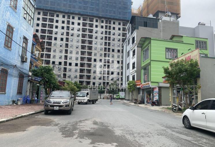 Bán 57,5m2 đất giáp đường thành trung khu trung tâm Cửu Việt, Trâu Quỳ, Gia Lâm