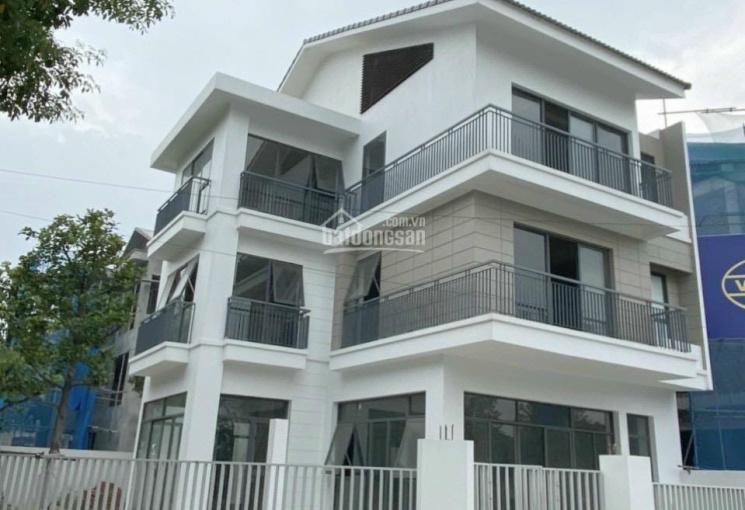 Biệt thự 4 tầng 200m2 Hà Đông view công viên sổ lâu dài mặt tiền 10m, giá từ 60tr/m2. LH 0326018438