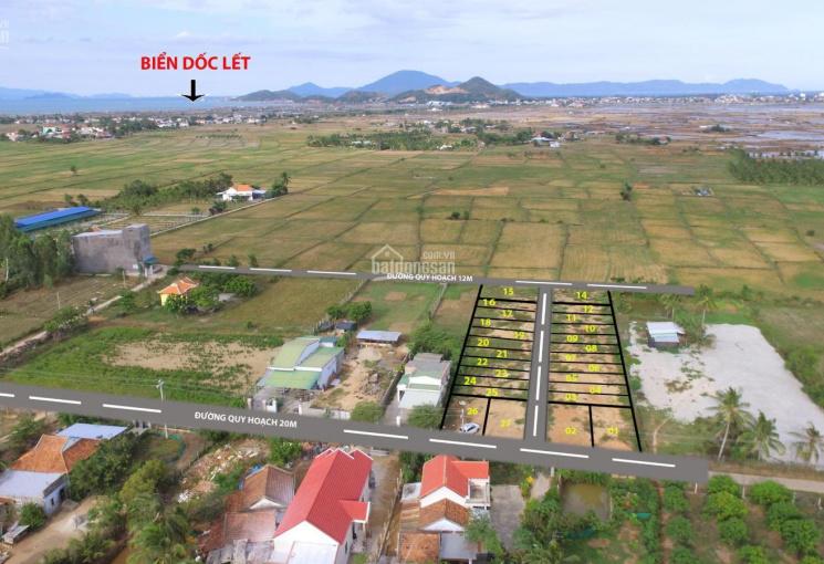 Bán đất nền giá rẻ Thị xã Ninh Hoà, Khánh Hoà