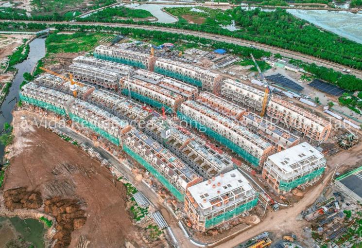 Suất đặc biệt căn nhà vườn tại khu đô thị La Vida Residences Tp Vũng Tàu, ký HĐ CĐT thanh toán 15%
