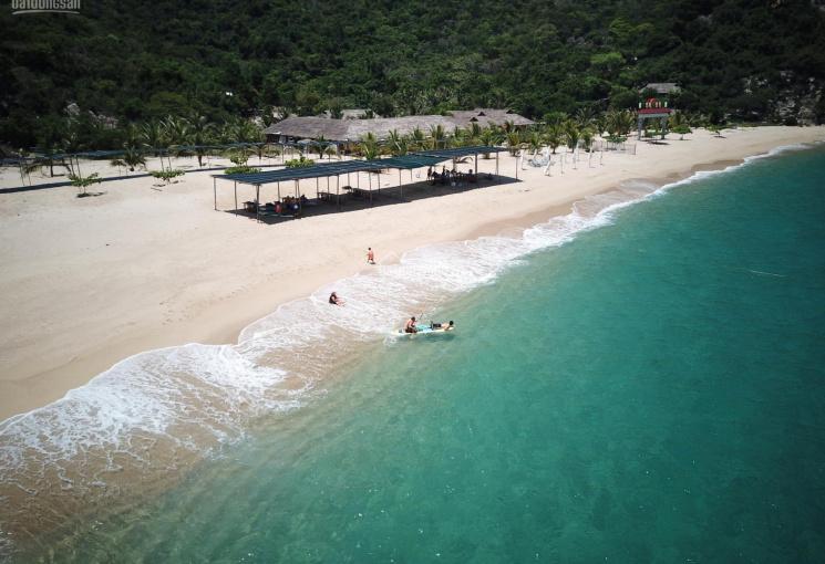 Chính chủ cần bán đất mặt biển - Thổ cư - 3 mặt tiền tại Ninh Đảo - Bắc Vân Phong