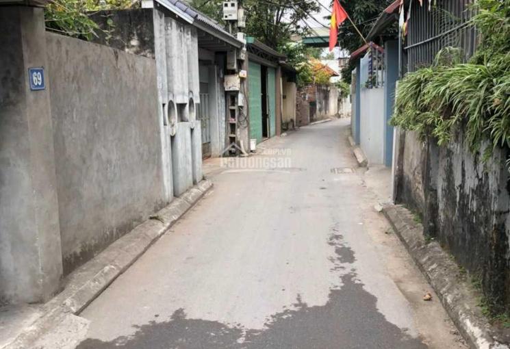 Cần bán lô đất đẹp DT 56m2 tại Ngô Xuân Quảng, TT Trâu Quỳ, Gia Lâm, HN