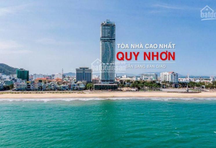 Bán căn hộ hometel 5 sao TMS Pullman Quy Nhơn, nội thất cao cấp, giá 1 tỷ 740 triệu