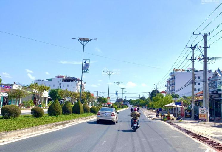 Bán đất mặt tiền Quốc lộ 1A có thổ mặt tiền 10m giá cực chất cho mùa dịch, LH: 0909850538