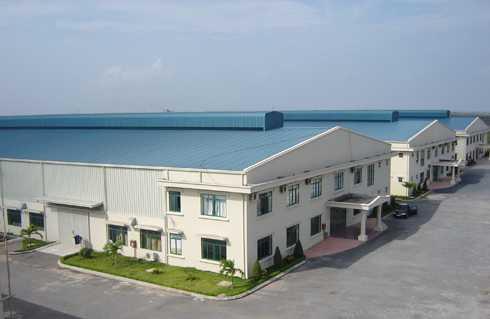 Nhà xưởng Phong Phú