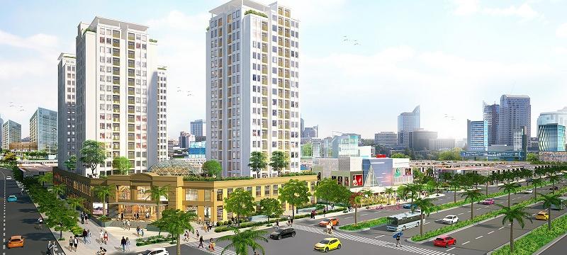 Khu đô thị Bàu Xéo