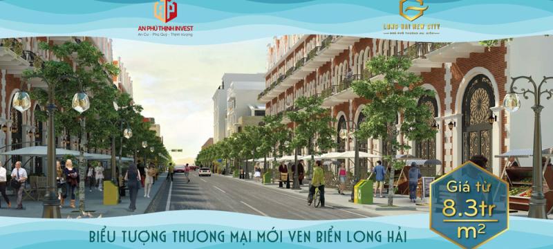 Biệt thự Long Hải New City