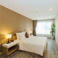 onebedroom apartment for lease at zen diamond suites hotel in da nang city center