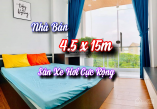 nice house for sale full interior 45x 15m 6m road nguyen duc thuan road