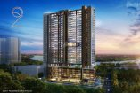 selling 2 bedroom apartment with spa q2 thao dien district