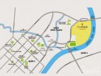mở bán landmark 4 và 5 view sông đẳng cấp hội tụ tại vinhomes central park