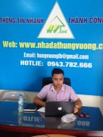 Công ty cổ phần nhà đất Hùng Vương
