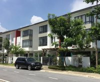 bán gấp biệt thự song lập kđt gamuda 202 m2 đất 3 tầng 300m2 xây dựng